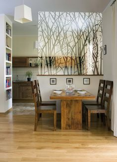 Glass Designs For Walls glass block wall design Try Custom Window Film On A Glass Partition In Your Home For Privacy And An Added
