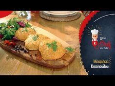 (12) Μπιφτέκια Κοτόπουλου από τον Γιώργο Τσούλη| Βάζουμε τον Chef στην Πρίζα. - YouTube