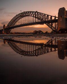 High quality images of cities. Harbor Bridge, Sydney Harbour Bridge, Sidney Australia, Amazing Photography, Photography Ideas, Exposure Photography, The Good Old Days, Australia Travel, Newcastle