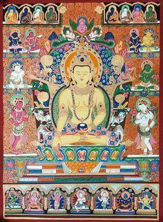 Ratnasaṃbhava is ass
