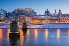 Winter in Salzburg by hbusa1979 check out more here https://cleaningexec.com