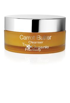 The Organic Pharmacy 'Carrot Butter' cleanser Natural Facial Cleanser, Cleanser For Oily Skin, Facial Cleansers, Best Face Products, Wow Products, Beauty Products, Organic Beauty, Organic Skin Care, Beauty Makeover