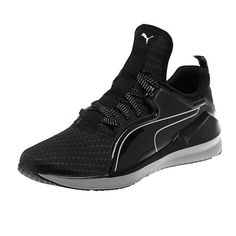Do you want stylish training shoes ladies  Look no further! The Puma Black  Fierce 6d502f5ac