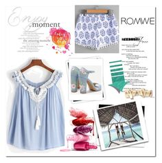"""""""Romwe#9"""" by lana-97 ❤ liked on Polyvore featuring GALA"""