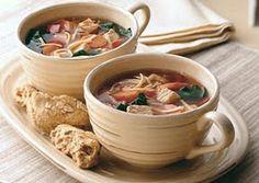 Asian Pork Noodle Soup