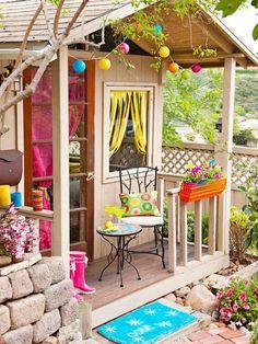 Möchten Sie Ihre Kinder mit einem super schönen, märchenhaften Kinderhaus erfreuen ? Dann geben wir Ihnen eine Menge fantastische Ideen zur Inspiration !