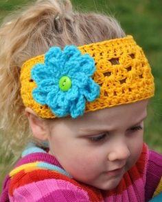 Bloomin' Headband $3.99