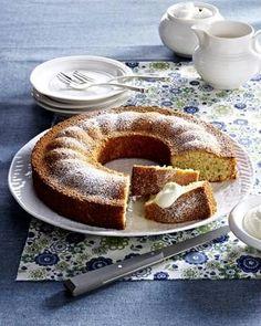 Das Rezept für Mandel-Zitronen-Kuchen und weitere kostenlose Rezepte auf LECKER.de
