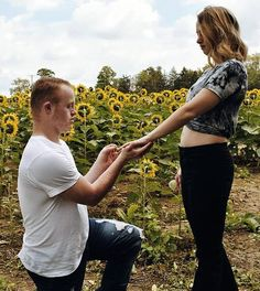 Best Friends With Down Syndrome Got Engaged After Years Of Dating - Small Joys Down Syndrome People, Down Syndrome Kids, Engaged To Be Married, Getting Engaged, Year Of Dates, Young Couples, Special People, Kids And Parenting, Down Syndrome
