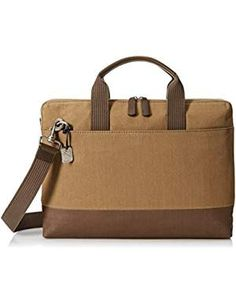 Skagen Peder Twill Briefcase Olive. * Read more reviews of the product by visiting the link on the image. (This is an affiliate link) #Briefcases Best Handbags, Fashion Handbags, Briefcases, Skagen, Fashion Brands, Slim, Fashion Design, Men, Briefcase