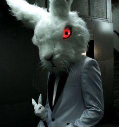 The White Rabbit costume by Köstümdesign Maike Buschhüter