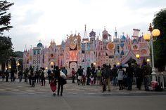 It's a Small World at Hong Kong Disneyland