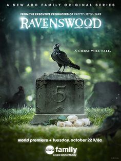Ravenswood - Five strangers are connected by the curse that has plagued Ravenswood for generations.