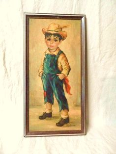 Check out this item in my Etsy shop https://www.etsy.com/listing/203888649/farmer-boy-by-medeiros-freckle-faced