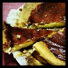 Cheesecake alla Rosa canina con farina di quinoa