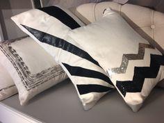 Art Deco pillows from Shop Ten 25