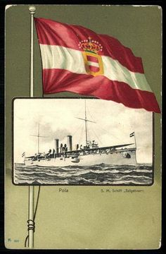 S. M. Szigetvár | Képcsarnok | Hungaricana Kaiser Franz, Austrian Empire, Austro Hungarian, Warfare, Ship, Palaces, History, Tattoo, Prussia