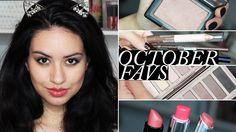 October 2015 Favorites | Makeup & Beauty