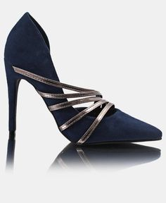 Dublin - Navy Killer Heels, Court Shoes, Dublin, Sunnies, Navy, Hale Navy, Sunglasses, Pumps Heels, Pump Shoes