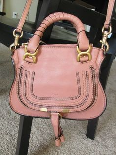 Blush Chloe Bag
