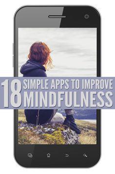 18 Apps That Will Help You Chill The F*ck Out  #kombuchaguru #meditation Also check out: http://kombuchaguru.com