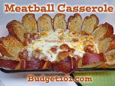 Meatball Casserole!