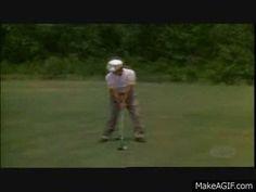 Ben Hogan impact video
