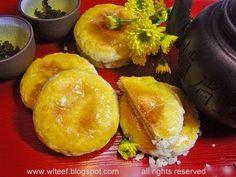 Ingredients: Water dough 100g cake flour 25g icing sugar 20g margarine 20g corn oil 20g water Oil Dough 1...