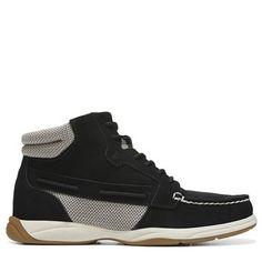 release date: 002ab 0198c Sperry Top-Sider Women s Langley Lace Up Boots (Black) Botas Con Cierre De