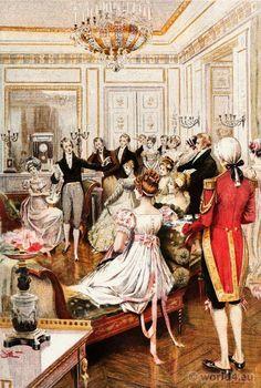 Image result for regency footmen livery
