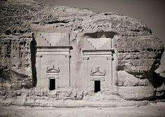 Madain Saleh - Saudi Arabia