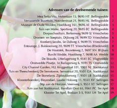Tuinen 10 Daagse Groningen 2016