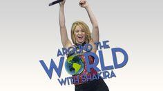 Around The World With Shakira, Colombia's Global Phenom @Shakira Mebarak