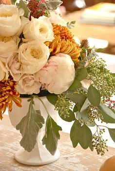 Sweet Thanksgiving bouquet