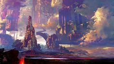 ArtStation - Ryan Moeck's submission on Ancient Civilizations: Lost & Found - Environment Design