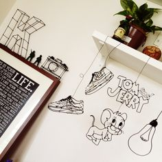 フォロワーさん200人超えありがとう‼︎/IKEA/セリア/ワイヤークラフト/棚…などのインテリア実例 - 2014-06-22 11:37:06 | RoomClip(ルームクリップ) Wire Crafts, Diy And Crafts, Miscellaneous Goods, 3d Pen, When You Love, Wire Art, Room Organization, Diy Furniture, Birthday Cards