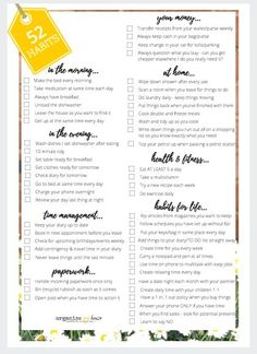 Decluttering 40 items in your home and life - declutter one item a day throughout lent and feel great by Easter!