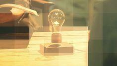 #CasaFuturista: As novas lâmpadas flutuantes ↪ Por @jpcppinheiro. Dois projetos no Kickstarter chamam a atenção pela inovação. As lâmpadas, apesar de ligadas, não estão conectadas à nada! Duvida? Veja só! http://www.curiosocia.com/2015/04/casafuturista-as-novas-lampadas.html