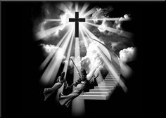Animated Stairway To Heaven gif | Stairway to Heaven Laser Etching, GMW_096