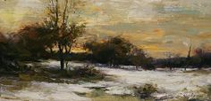 sheehan painting | This artwork, Winter's Warmth by Dennis Sheehan , is currently for ...