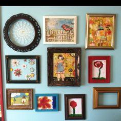 Art Room Wall