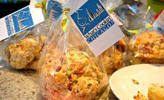 What's Cookin, Chicago?: 6 Days to Christmas Countdown! Ham & Cheese Buttermilk Biscuits