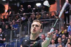Rekordchampion schlägt bei der Badminton-DM in Bielefeld auf +++ Zwiebler zum Zehnten?