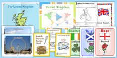 Geography teaching resources for Key Stage 1 - Year Year Created for teachers, by teachers! Primary Resources, Teaching Resources, Teaching Packs, British Values, Key Stage 1, Continents, Geography, United Kingdom, Recipies