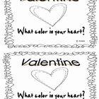 Short emergent reader for Valentine's Day (free!!)