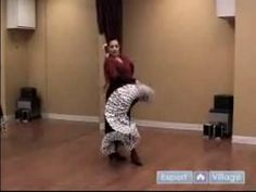 Advanced Flamenco Dancing : Practicing Flamenco Skirt Dancing Techniques - YouTube Flamenco Skirt, Dance Lessons, Latin Dance, I Work Out, Dancing, Snake, Exercise, Diet, Fitness