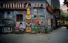 Berlin, Friedrichshain.