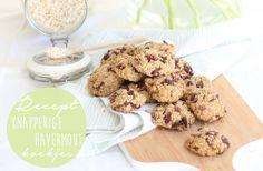 Legally-Brunette | Legally-Food: Knapperige havermout koekjes | http://legally-brunette.nl