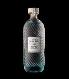 The Isle of Harris Gin - package design by Stranger & Stranger