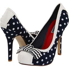 I used to have funky heels like these...wore them once and then my dog ate them :(